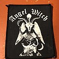 Angel Witch - Patch - Baphomet patch