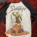 Savatage - TShirt or Longsleeve - World Devastation Tour '88