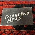 Diamond Head - Patch - Diamond Head denim patch