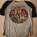 W.A.S.P. - TShirt or Longsleeve - Winged Assassins Tour 84-85