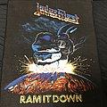 Judas Priest - Patch - Ram it Down Back Patch