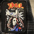 Dio - Patch - Dio printed patch