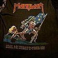 Manowar - TShirt or Longsleeve - Hail to Europe Tour 86
