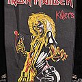 Iron Maiden - Patch - Killers BP