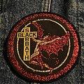 Black Sabbath - Patch - Red Henry Logo Circle