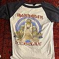 Iron Maiden - TShirt or Longsleeve - Powerslave jersey
