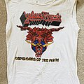 Judas Priest - TShirt or Longsleeve - Defenders of the Faith Tour Muscle Shirt