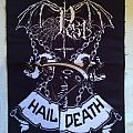 Pest Back Patch