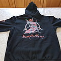 Slayer Show No Mercy Hoodie