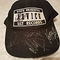 Slayer signed hat Other Collectable