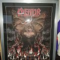 Signed poster very rare  Other Collectable