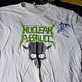 Nuclear assault signed john connelly TShirt or Longsleeve