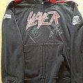 Slayer - TShirt or Longsleeve - Slayer Fully Signed Hoodie