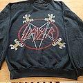 Slayer - TShirt or Longsleeve - Slayer Reign In Blood Sweatshirt