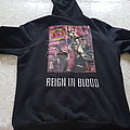 Slayer Reign in Blood  Hooded Top