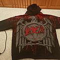 Slayer - Hooded Top - Slayer hoodie