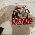 Kreator voilent conquest fully signed 16-12 -2018