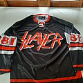 Slayer - TShirt or Longsleeve - Slayer Hockey Jersey