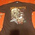 Megadeth - TShirt or Longsleeve - Megadeth Peace Sells
