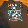 Megadeth - TShirt or Longsleeve - Megadeth Launch