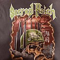 Sacred Reich Crimes against Humanity Fully signed 3-12-19 Dublin TShirt or Longsleeve