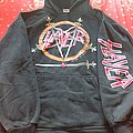 Slayer - Hooded Top - Slayer Hell Awaits Hoddie