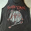Slayer Haunting the chapel Rodie Tank TShirt or Longsleeve