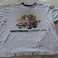 Anthrax Stomp Shirt 1995