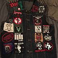My work in progress battle jacket