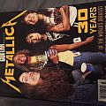 Metallica 30 years Guitarworld mag