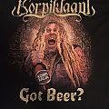 "Korpiklaani ""Got Beer?"" shirt"