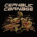"Cephalic Carnage ""Lucid Interval"" shirt 2XL"