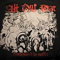 All Out War Condemned To Suffer hoodie