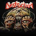 Destruction - TShirt or Longsleeve - Destruction Release From Agony shirt