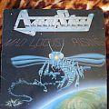 """Agent Steel Mad Locust Rising 12"""" Vinyl Tape / Vinyl / CD / Recording etc"""