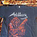 Artillery Fear of Tomorrow Shirt
