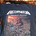 Helloween Walls of Jericho Shirt