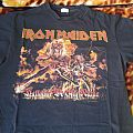 Iron Maiden Hallowed Be Thy Name Shirt