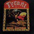 Tyrant - Patch - tyrant mean machine patch