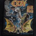 Ozzy vintage bark at the moon patch