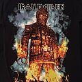 Iron Maiden - The Final Frontier 2010 tour shirt