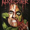 Alice Cooper - Raise The Dead 2013 tour shirt