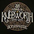 Sonisphere Knebworth 2014 festival shirt