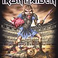 Iron Maiden - TShirt or Longsleeve - Iron Maiden - Italy 2016 event shirt
