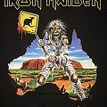 Iron Maiden - TShirt or Longsleeve - Iron Maiden - Australia 2008 event shirt