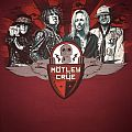 Mötley Crüe - 30th Anniversary 2011 tour shirt