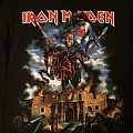 Iron Maiden - Texas 2012 event shirt