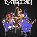 Iron Maiden - TShirt or Longsleeve - Iron Maiden - Australia 2016 event shirt