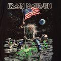Iron Maiden - TShirt or Longsleeve - Iron Maiden - USA 2010 event shirt