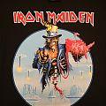 Iron Maiden - USA 2013 event shirt (FC Trip Version)